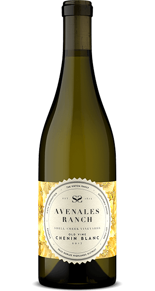 Bottle: Avenales Ranch 2017 Chenin Blanc