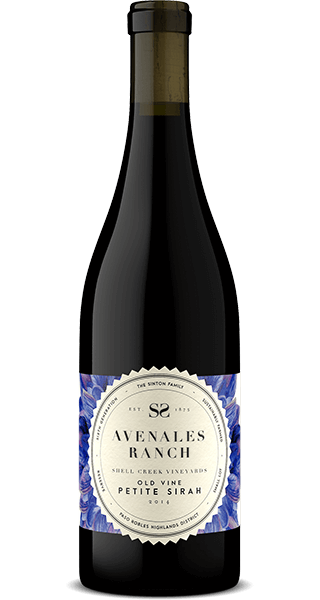 Bottle - Avenales Ranch 2014 Petite Sirah