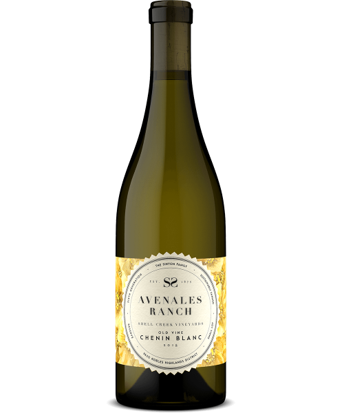 Bottle: Avenales Ranch 2018 Chenin Blanc