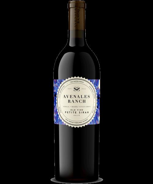 2016 Old Vine Petite Sirah